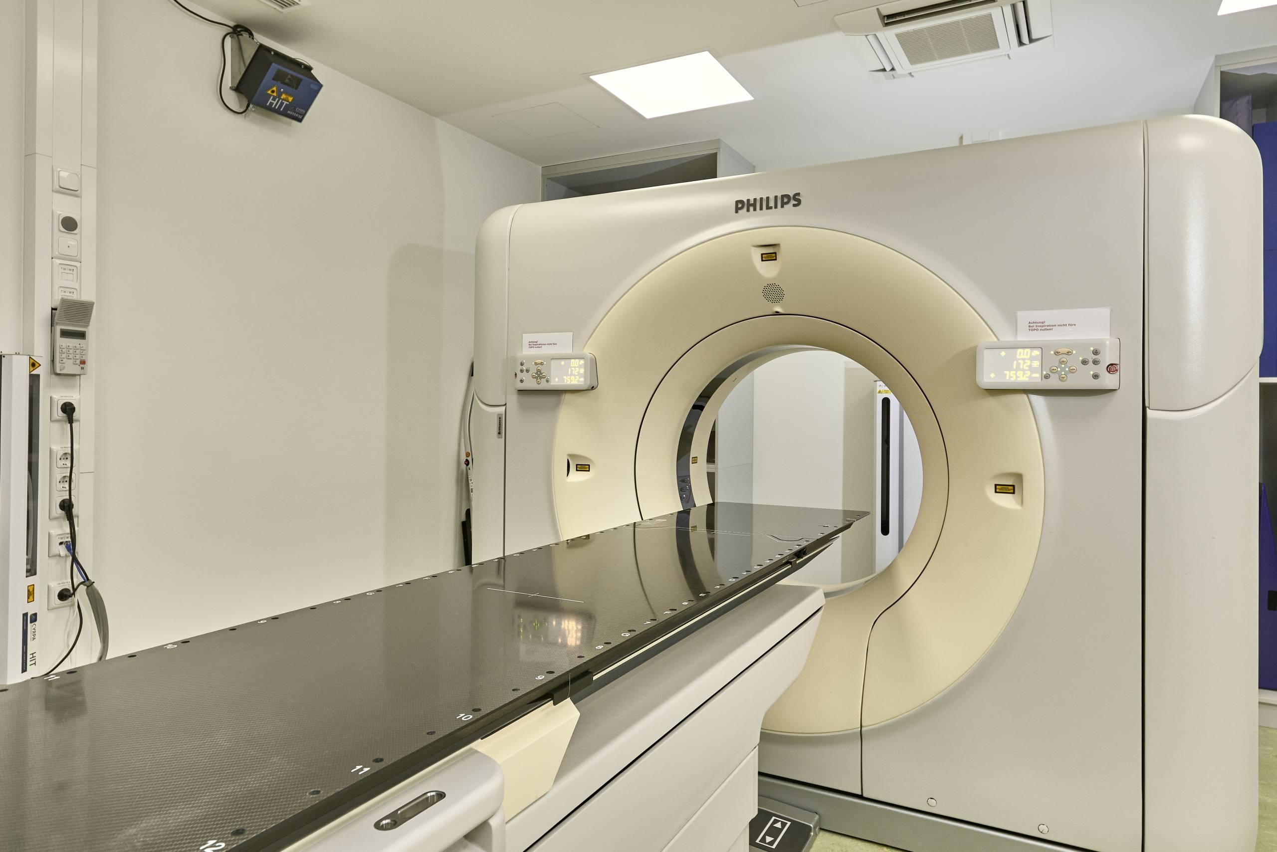 Brilliance Computertomographie (CT) Big Boar